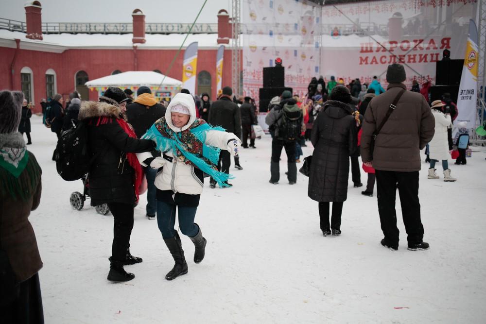 масленица в петропавловской крепости