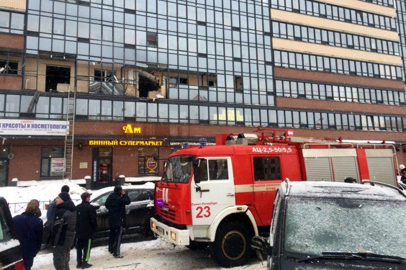 Репищева улица 10 взрыв