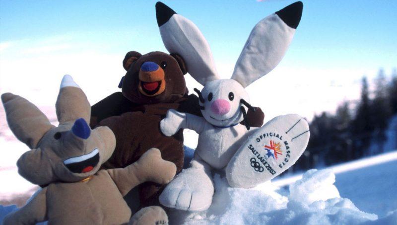Талисман Олимпиады 2002 Солт-Лейк-Сити