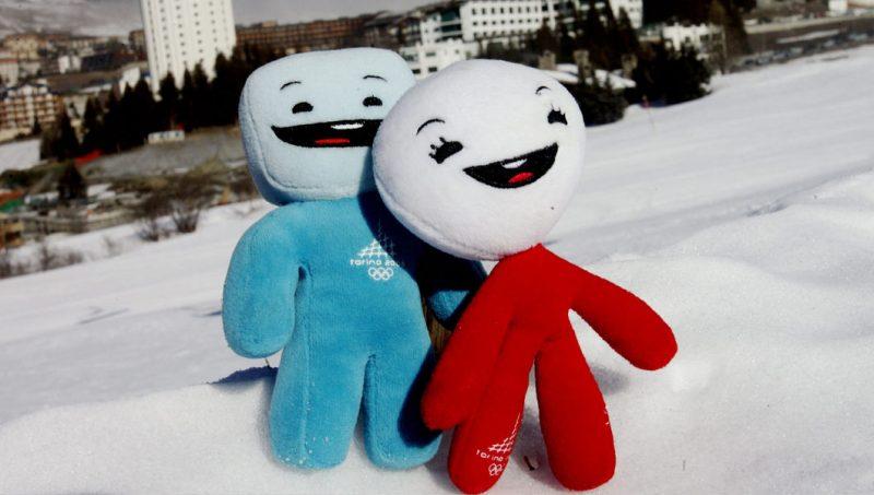 Талисман Олимпиады 2006 Турин