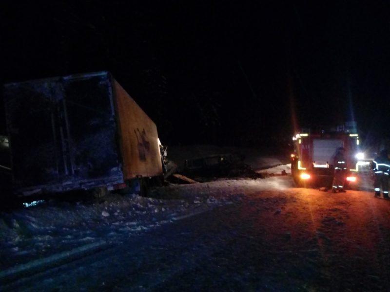 авария дтп Тихвинский район Ленобласти