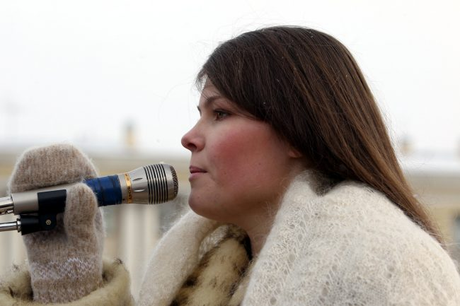 митинг Зелёная коалиция Динара Бикулова