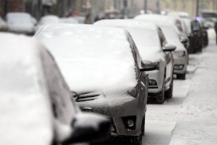 В Ленинградской области ожидается понижение температуры