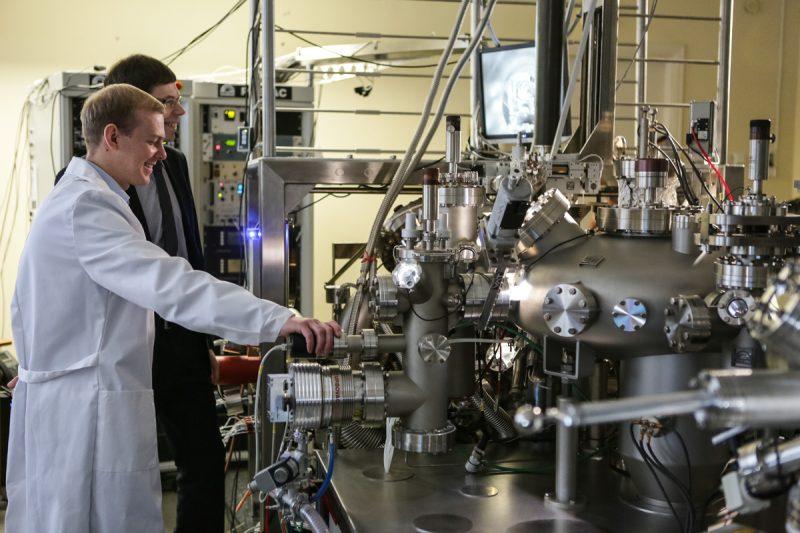 учёные СПБГУ химия