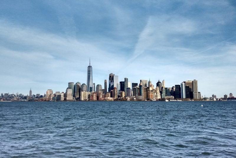 небоскребы нью-йорк сша америка