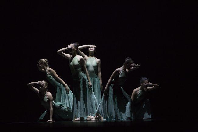 Астана Казахская национальная академия балета балерины хореография