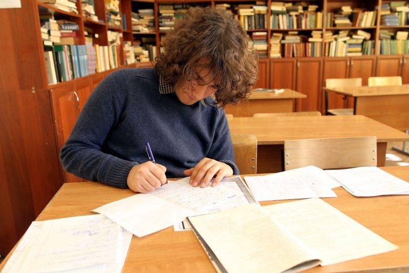 победитель Балтийского научно-инженерного конкурса Савелий Новиков