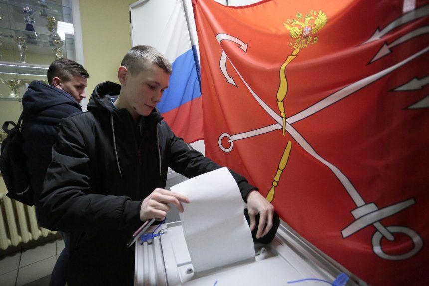 выборы, выборы президента-2018, голосование