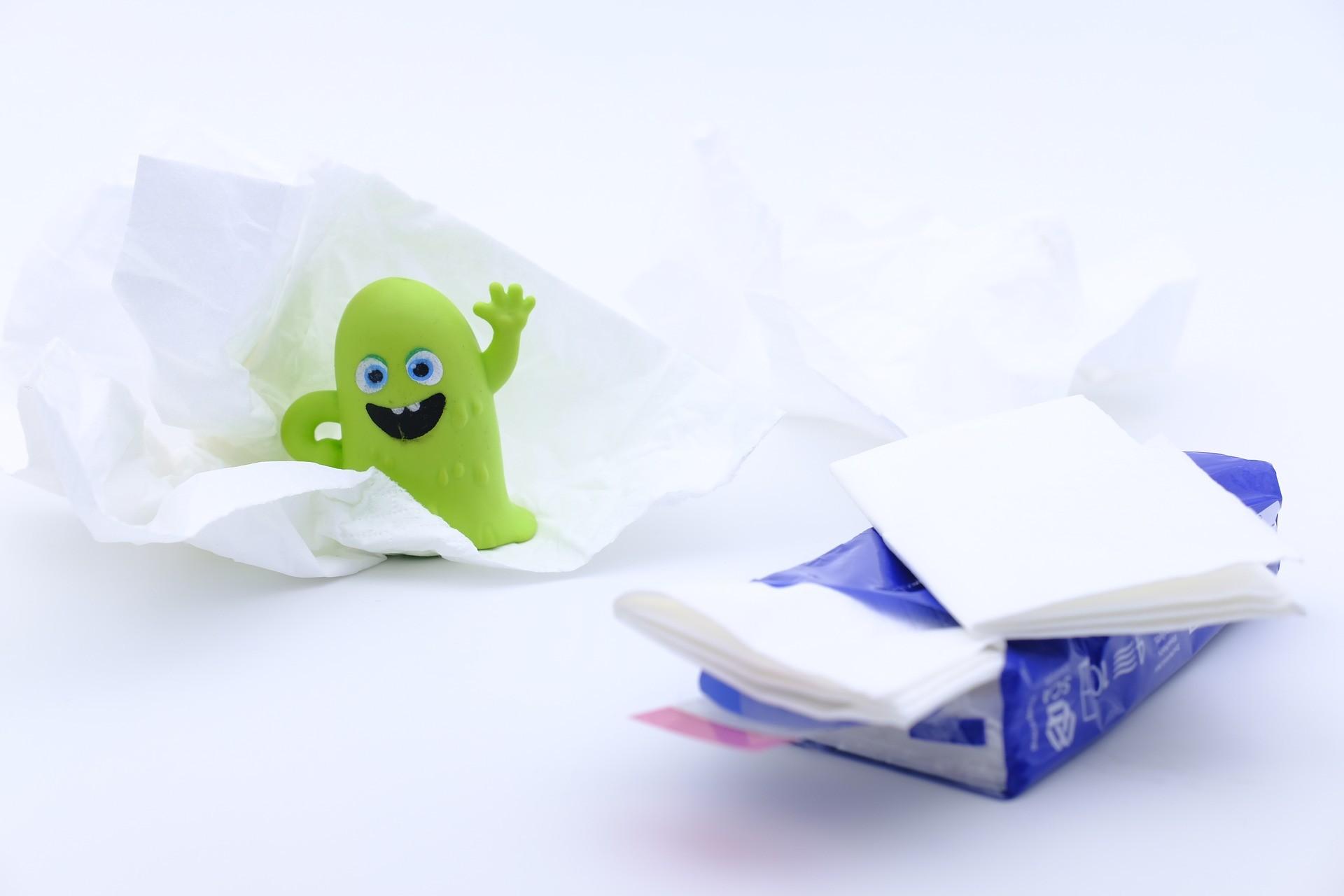 грипп, простуда, болезнь