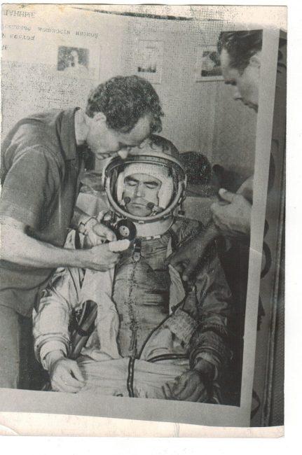 """Жизнь вокруг кнопки: история человека, нажавшего """"Пуск"""" перед полётом Гагарина"""