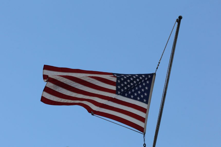 сша консульство сша американский флаг