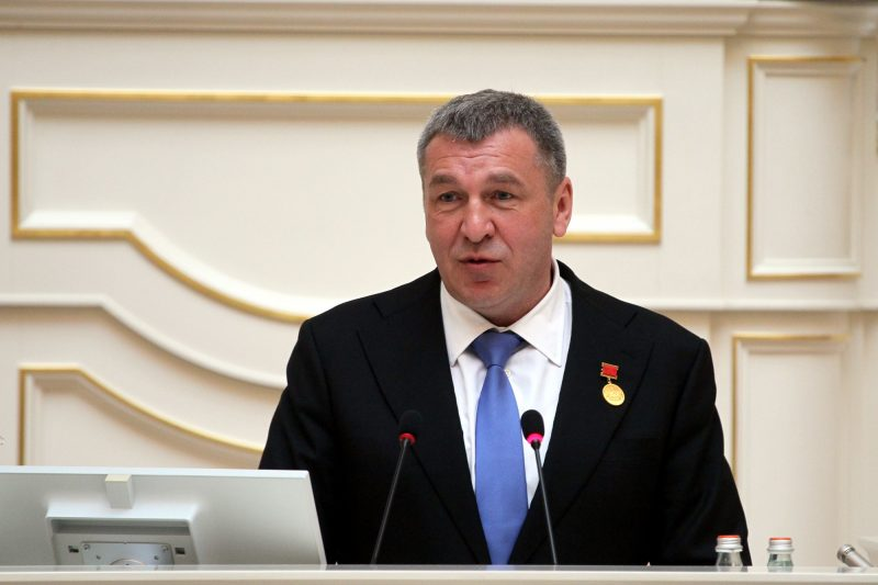 вице-губернатор Игорь Албин