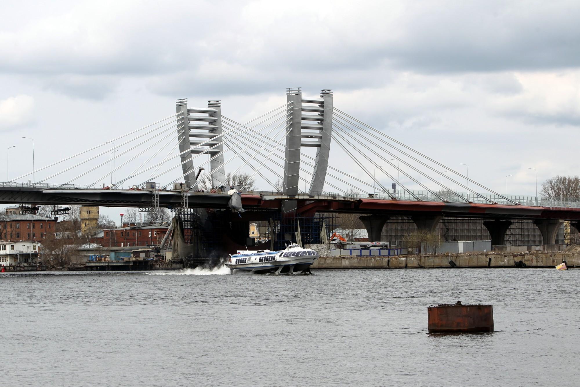 Серный остров мост Бетанкура Метеор