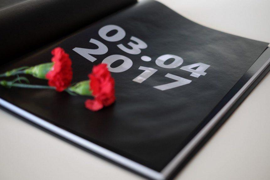 книга памяти погибших при взрыве в петербургском метро взрыв теракт технологический институт photo_2018-04-03_14-51-56