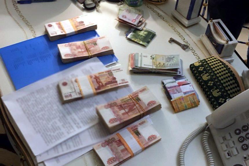 коррупция деньги взятка
