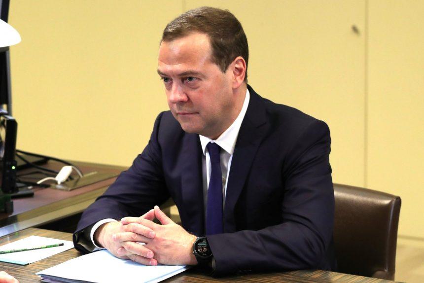 Медведев поручил подготовить концепцию нового КоАП