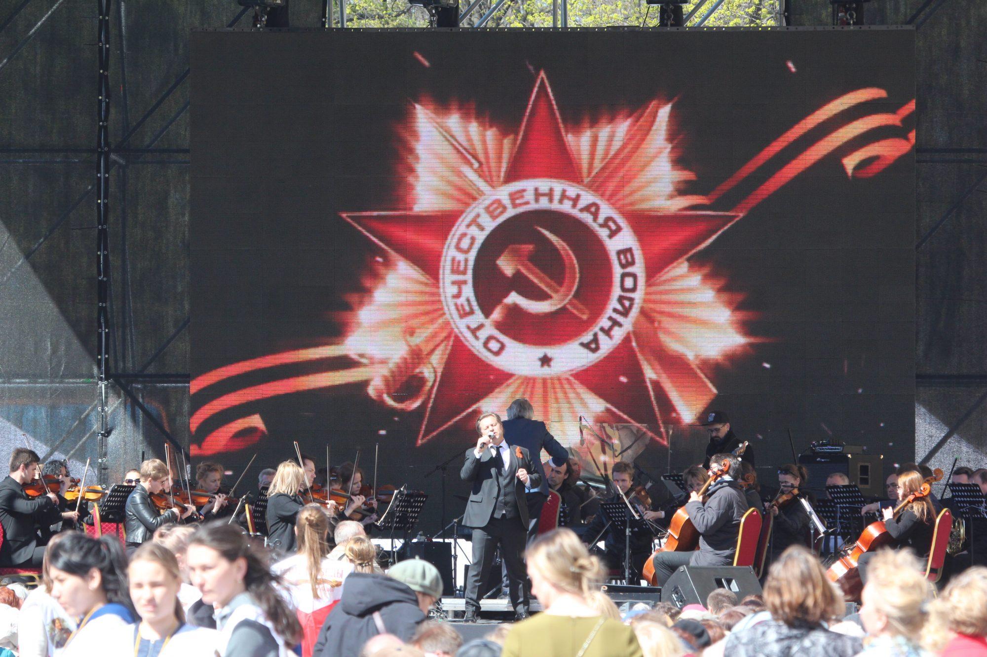 IMG_2992 Концерт Василия Герелло в День Победы у Исаакия