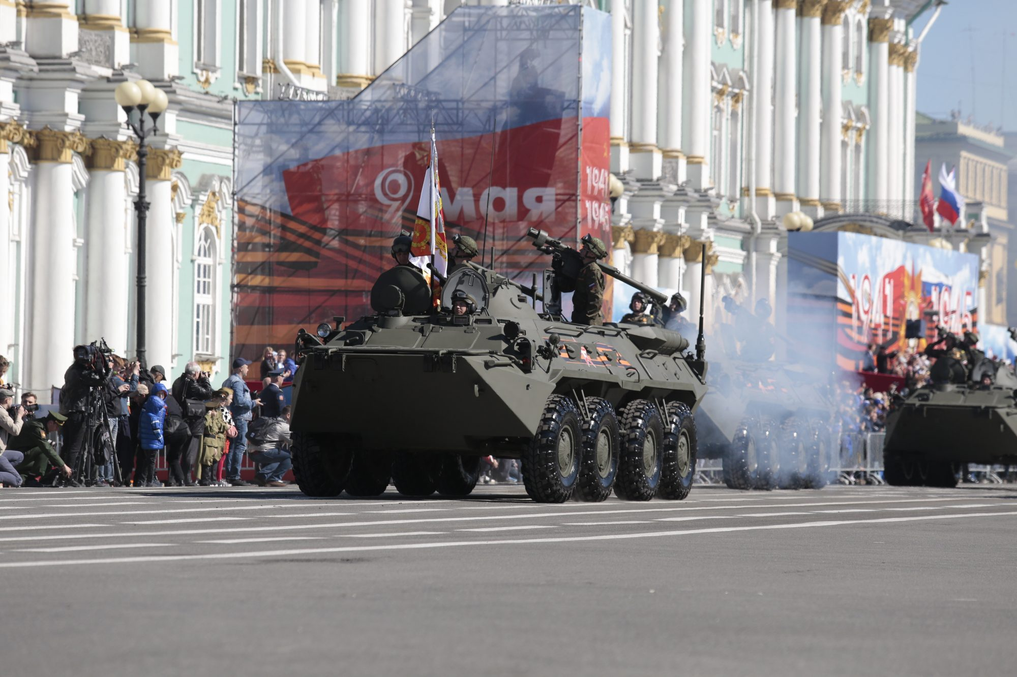 _MG_1949 день победы парад дворцовая танк