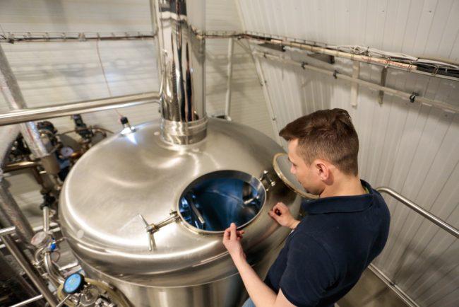 Фильтр-чан пивоварня