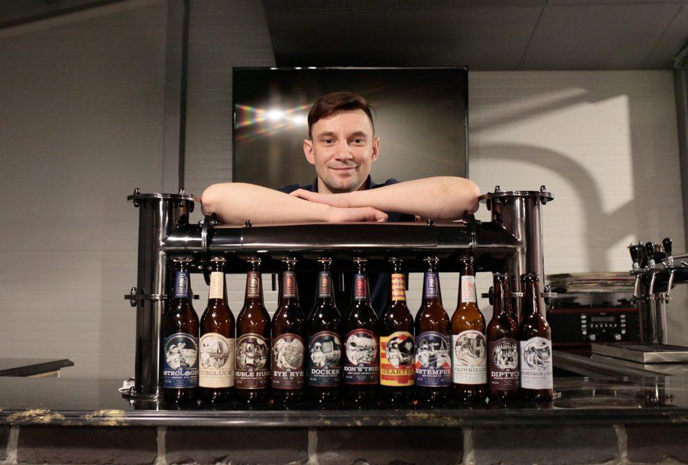 «У пива – своё мышление»: экскурсия по пивоварне
