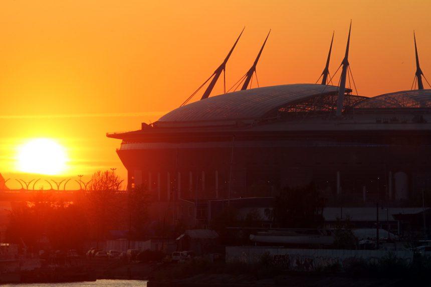 """Рядом с """"Газпром Ареной"""" может появиться центр водных видов спорта"""