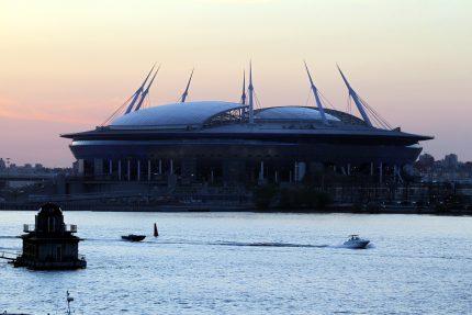 """На """"Газпром Арене"""" может пройти финал Лиги чемпионов УЕФА"""
