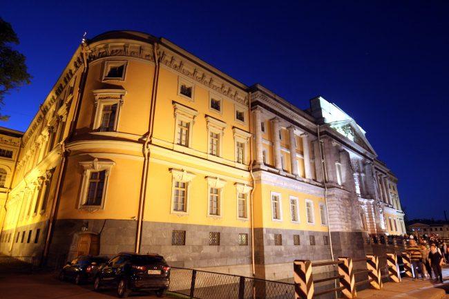 Ночь музеев 2018 Михайловский замок Русский музей