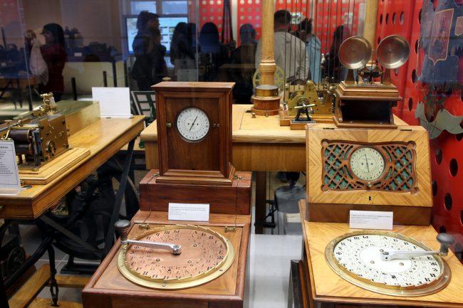 Ночь музеев 2018 музей связи телеграф