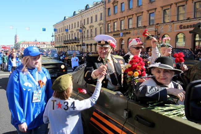 9 мая день Победы ветераны