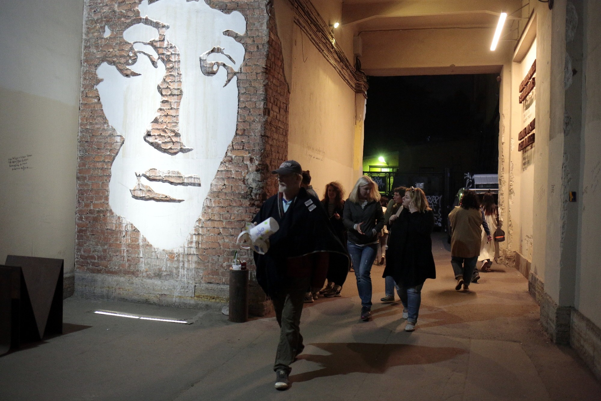 Ночь музеев 2018 музей Анны Ахматовой