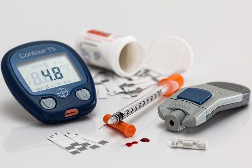 диабет инсулин глюкометр сахар кровь