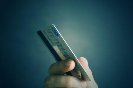 банковская карта кредитка кредитная пластиковая
