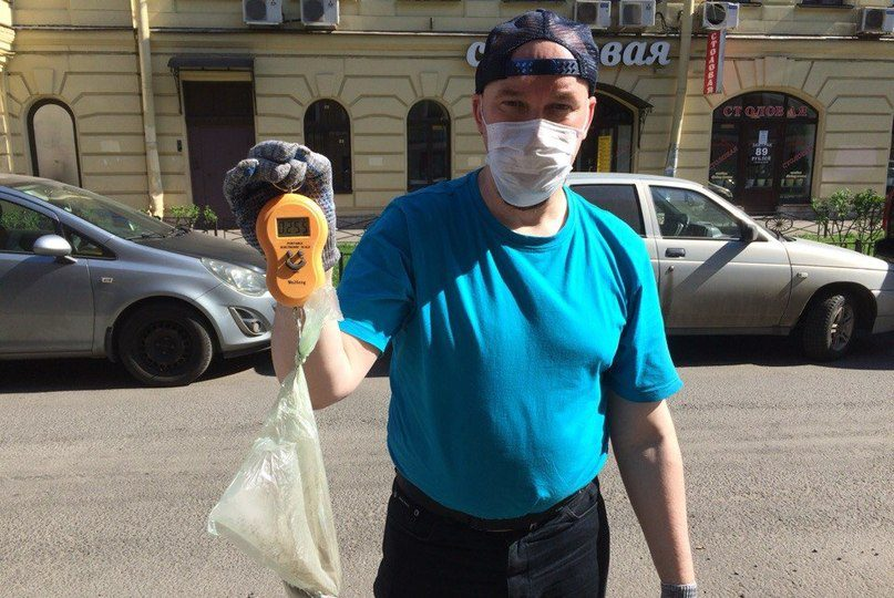 пыль смёт уборка улиц красивый петербург