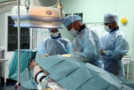 медицина кардиология городская больница № 26 операция по имплантации кардиовертера-дефибриллятора