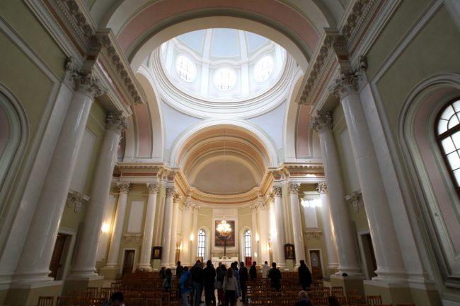 католический храм святой Екатерины