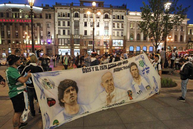 болельщики, футбол, Аргентина