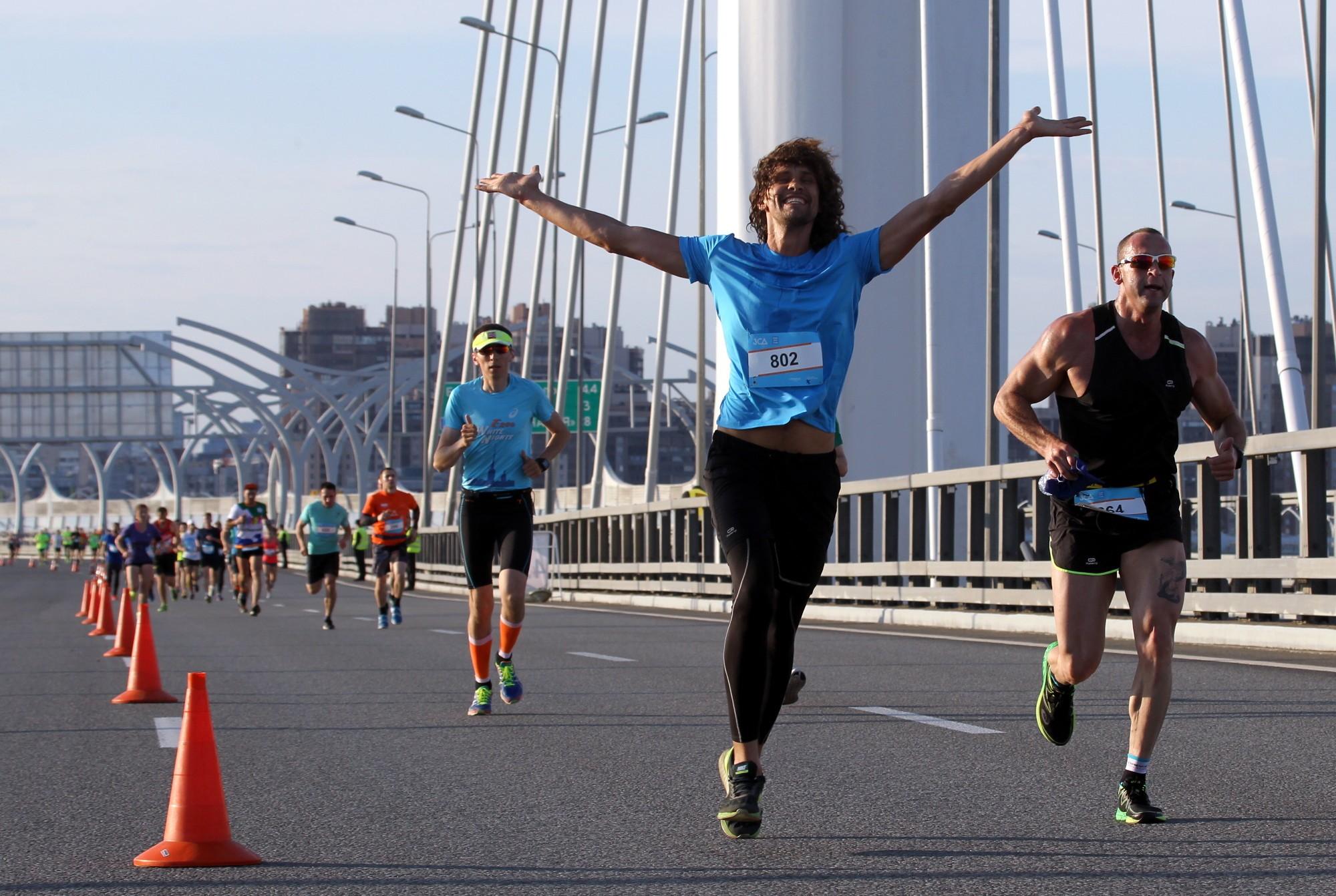 спортивный фестиваль ЗСД легкая атлетика бег