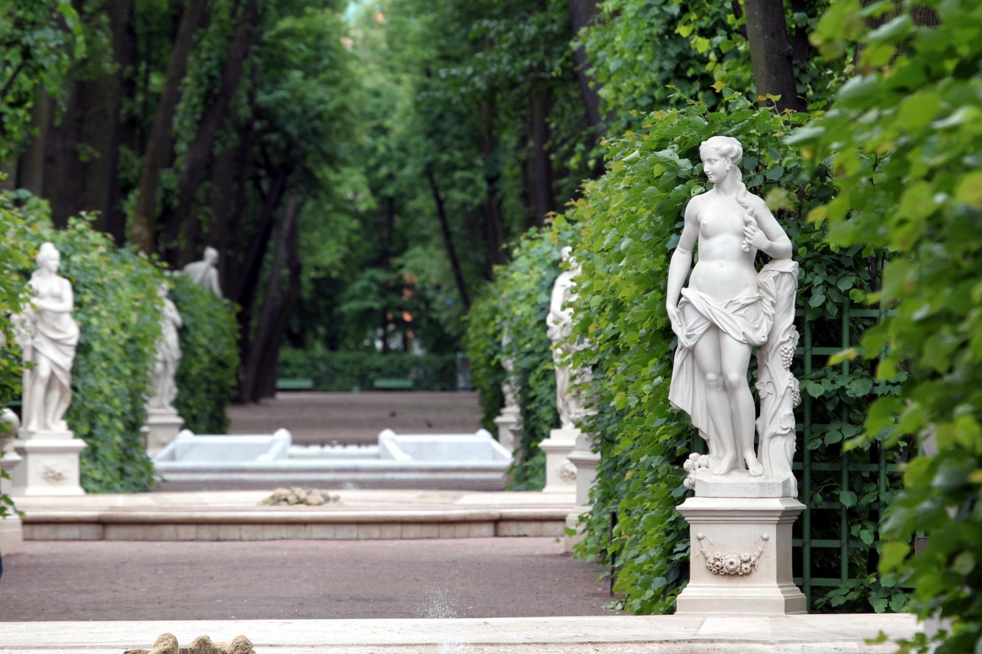 689cd2bbee40f Фестиваль «Императорские сады России – 2018» пройдёт в Летнем саду