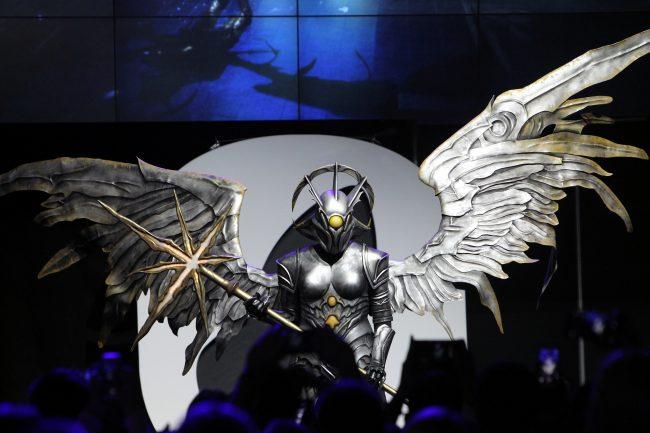 Старкон 2018 косплей дефиле ангел