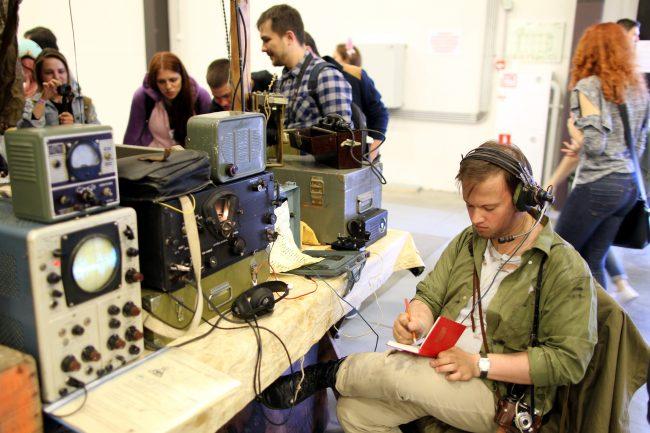 Старкон 2018 косплей радиотехника