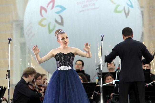 фестиваль цветов концерт