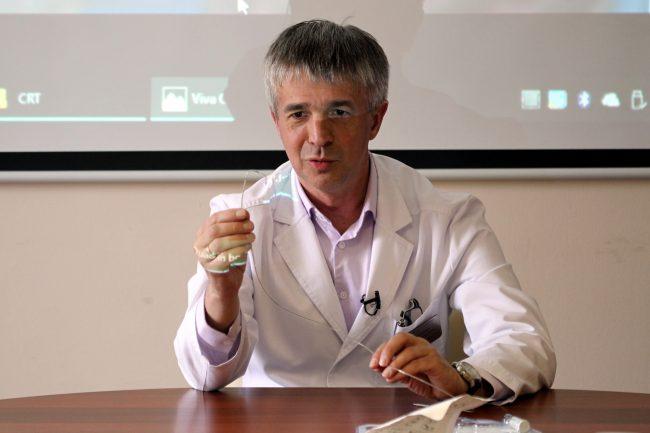медицина кардиология городская больница № 26 Сергей Юзвинкевич кардиостимулятор кардиовертер-дефибриллятор
