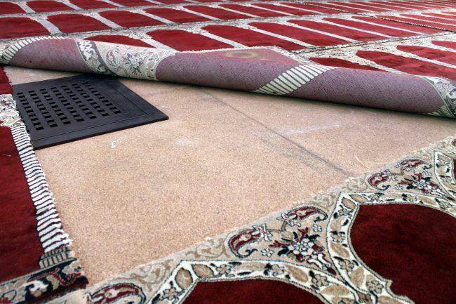 Соборная мечеть реставрация