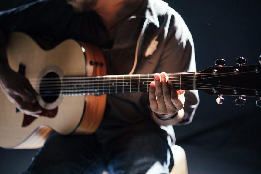 гитара музыка музыкант гитарист