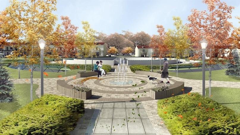 проект реконструкции Мытного двора