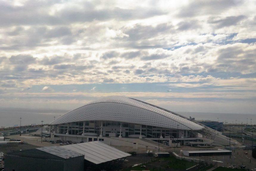 Олимпийский стадион Фишт Сочи