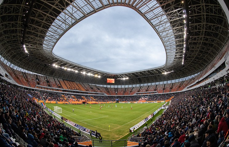 стадион Мордовия Арена Саранск