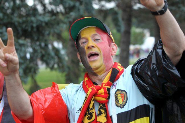 ЧМ-2018 футбол болельщики фанаты Бельгия