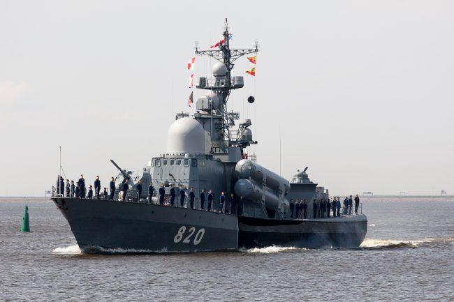 Кронштадт военно-морской флот корабли Чувашия