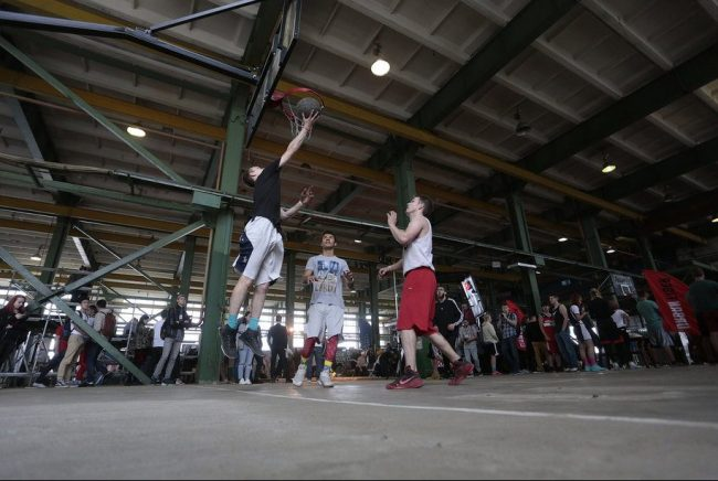 urban cultural festival спорт баскетбол